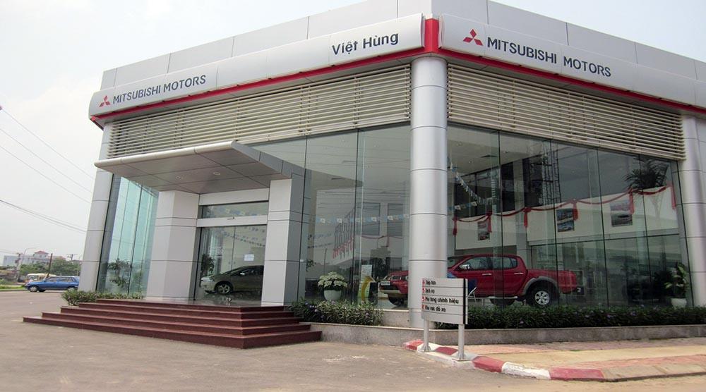 Mitsubishi Việt Hùng
