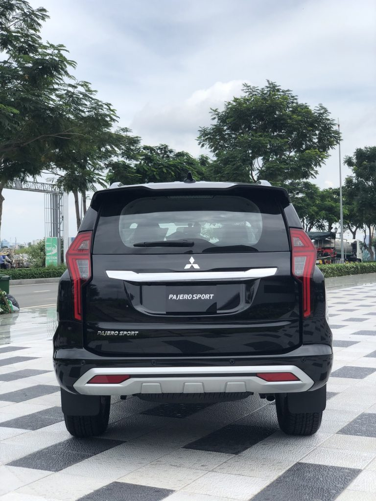Ảnh chuyên mục Mitsubishi Pajero Sport 5